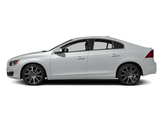 Crystal White Pearl 2014 Volvo S60 Pictures S60 Sedan 4D T6 AWD I6 Turbo photos side view