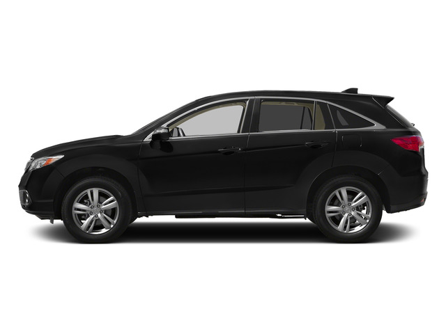 Crystal Black Pearl 2015 Acura RDX Pictures RDX Utility 4D AWD V6 photos side view