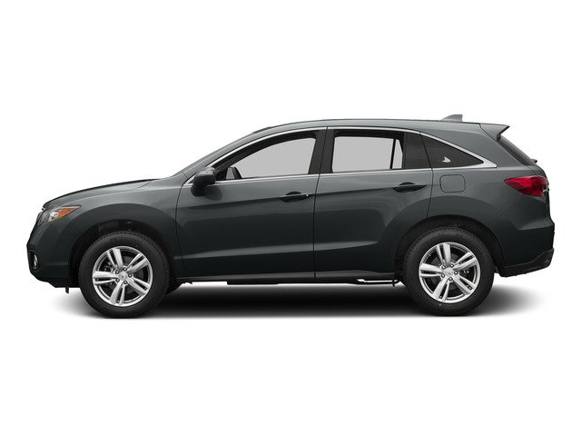 Graphite Luster Metallic 2015 Acura RDX Pictures RDX Utility 4D Technology AWD V6 photos side view