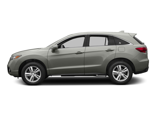 Forged Silver Metallic 2015 Acura RDX Pictures RDX Utility 4D Technology AWD V6 photos side view