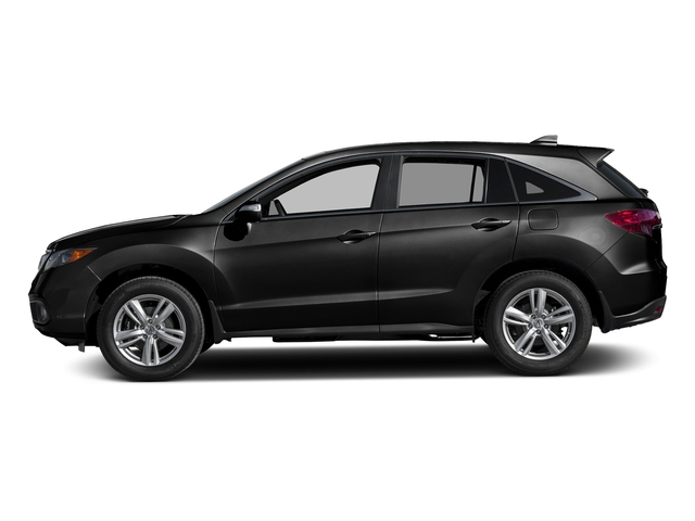 Crystal Black Pearl 2015 Acura RDX Pictures RDX Utility 4D Technology 2WD V6 photos side view