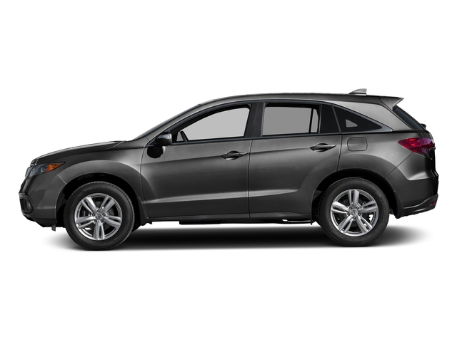 Graphite Luster Metallic 2015 Acura RDX Pictures RDX Utility 4D Technology 2WD V6 photos side view