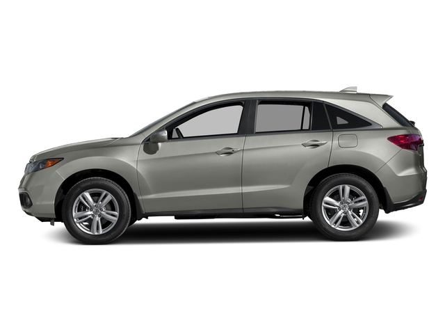Silver Moon 2015 Acura RDX Pictures RDX Utility 4D Technology 2WD V6 photos side view