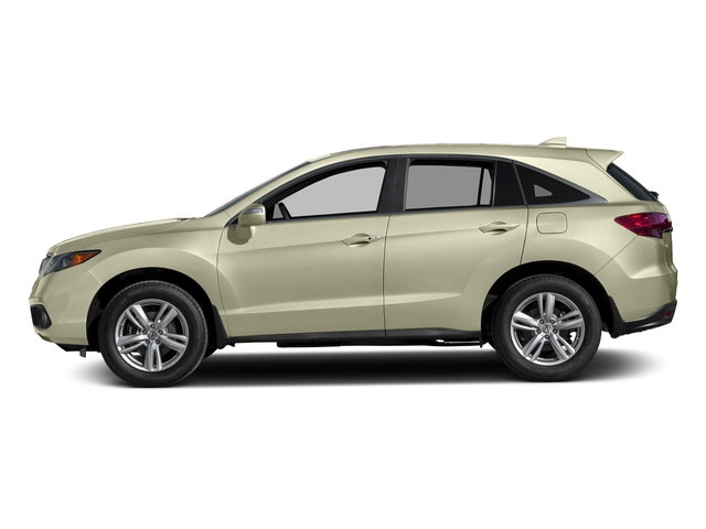 White Diamond Pearl 2015 Acura RDX Pictures RDX Utility 4D Technology 2WD V6 photos side view