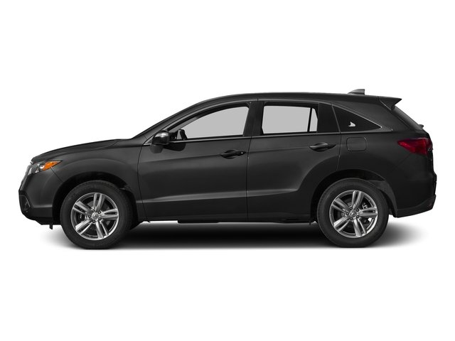 Graphite Luster Metallic 2015 Acura RDX Pictures RDX Utility 4D 2WD V6 photos side view