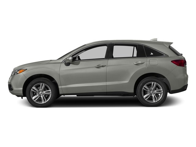 Silver Moon 2015 Acura RDX Pictures RDX Utility 4D 2WD V6 photos side view