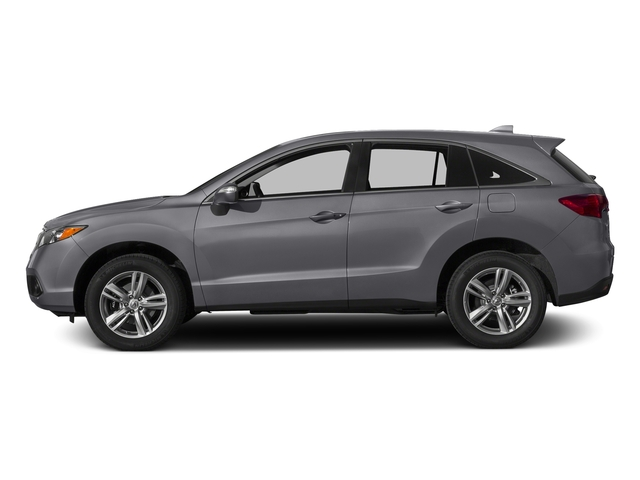 Forged Silver Metallic 2015 Acura RDX Pictures RDX Utility 4D 2WD V6 photos side view