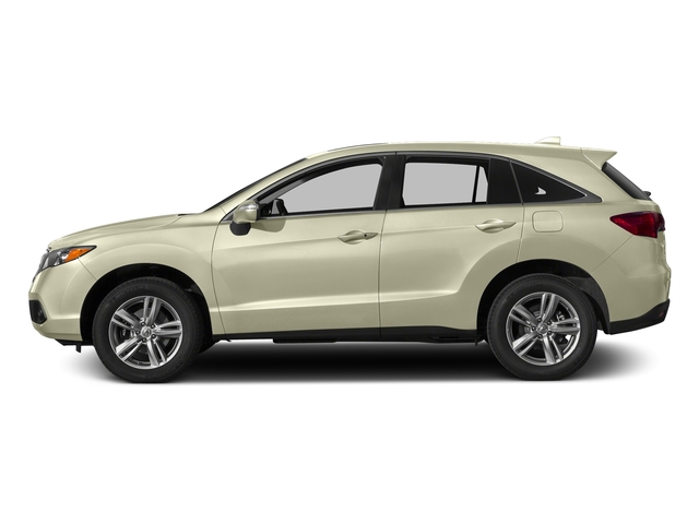 White Diamond Pearl 2015 Acura RDX Pictures RDX Utility 4D 2WD V6 photos side view