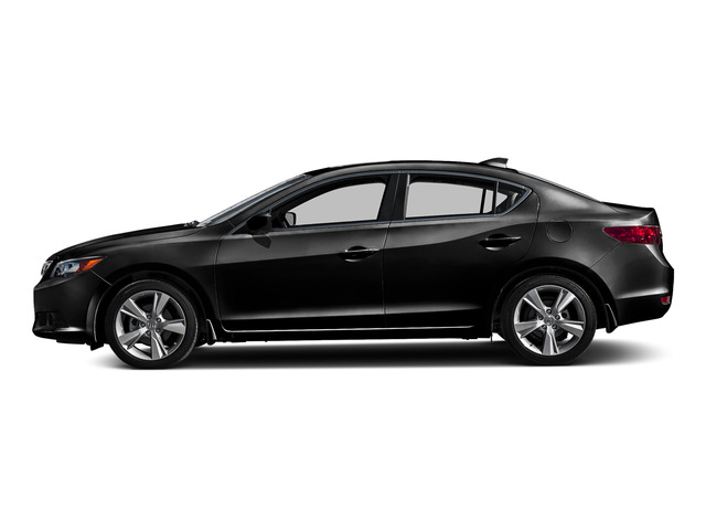 Crystal Black Pearl 2015 Acura ILX Pictures ILX Sedan 4D Technology I4 photos side view