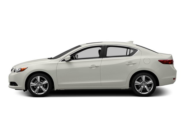 Bellanova White Pearl 2015 Acura ILX Pictures ILX Sedan 4D Premium I4 photos side view
