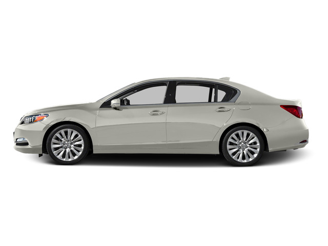 Bellanova White Pearl 2015 Acura RLX Pictures RLX Sedan 4D Advance V6 photos side view