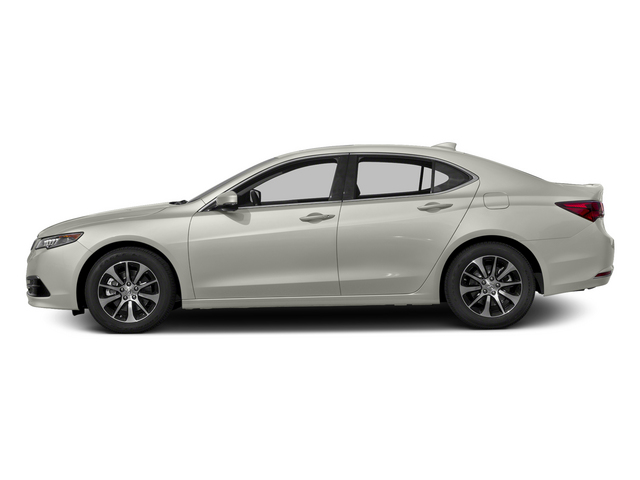 Bellanova White Pearl 2015 Acura TLX Pictures TLX Sedan 4D I4 photos side view
