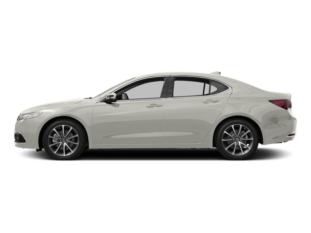 Bellanova White Pearl 2015 Acura TLX Pictures TLX Sedan 4D V6 photos side view