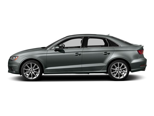 Monsoon Gray Metallic 2015 Audi A3 Pictures A3 Sed 4D TDI Premium Plus 2WD I4 Turbo photos side view