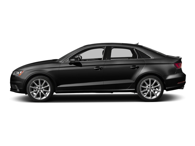 Brilliant Black 2015 Audi A3 Pictures A3 Sedan 4D TDI Prestige 2WD I4 Turbo photos side view