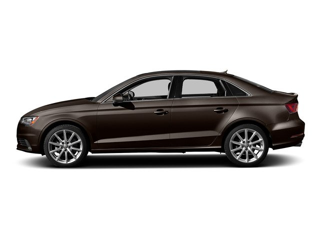Beluga Brown Metallic 2015 Audi A3 Pictures A3 Sedan 4D 1.8T Premium I4 Turbo photos side view