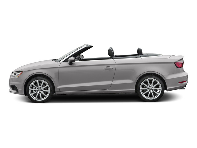 Florett Silver Metallic/Black Roof 2015 Audi A3 Pictures A3 Conv 2D 1.8T Premium 2WD I4 Turbo photos side view