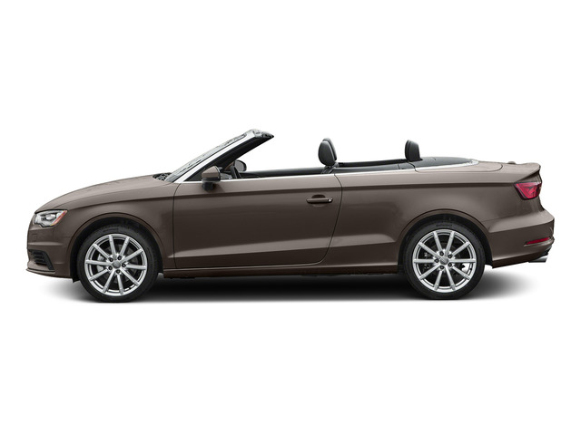 Dakota Gray Metallic/Black Roof 2015 Audi A3 Pictures A3 Conv 2D 1.8T Premium Plus I4 Turbo photos side view