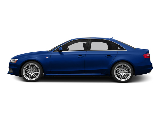 Sepang Blue Pearl Effect 2015 Audi A4 Pictures A4 Sedan 4D 2.0T Prestige 2WD photos side view