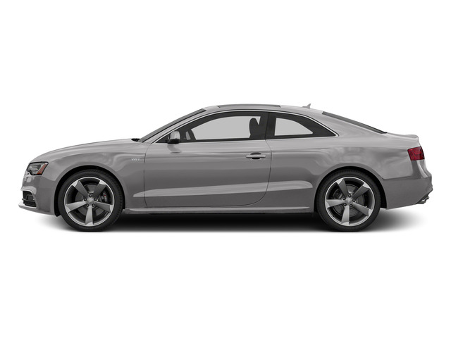 Floret Silver Metallic 2015 Audi S5 Pictures S5 Coupe 2D S5 Premium Plus AWD photos side view