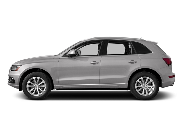 Cuvee Silver Metallic 2015 Audi Q5 Pictures Q5 Utility 4D 3.0T Prestige AWD photos side view