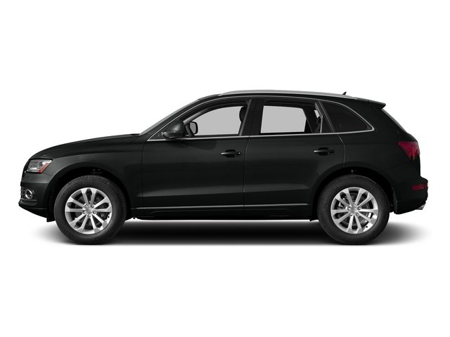 Mythos Black Metallic 2015 Audi Q5 Pictures Q5 Utility 4D 3.0T Premium Plus AWD photos side view