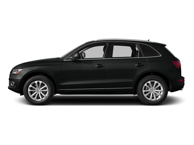 Mythos Black Metallic 2015 Audi Q5 Pictures Q5 Utility 4D 2.0T Premium Plus AWD photos side view
