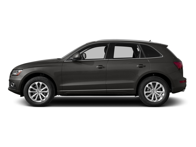 Lava Gray Pearl Effect 2015 Audi Q5 Pictures Q5 Utility 4D 3.0T Premium Plus AWD photos side view