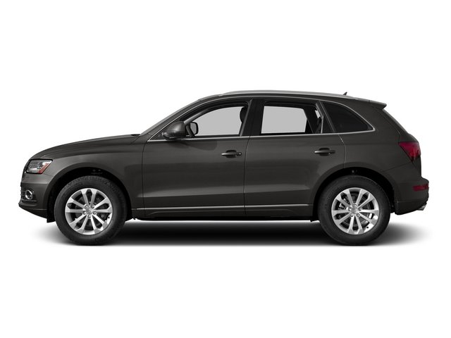 Lava Gray Pearl Effect 2015 Audi Q5 Pictures Q5 Utility 4D 3.0T Prestige AWD photos side view