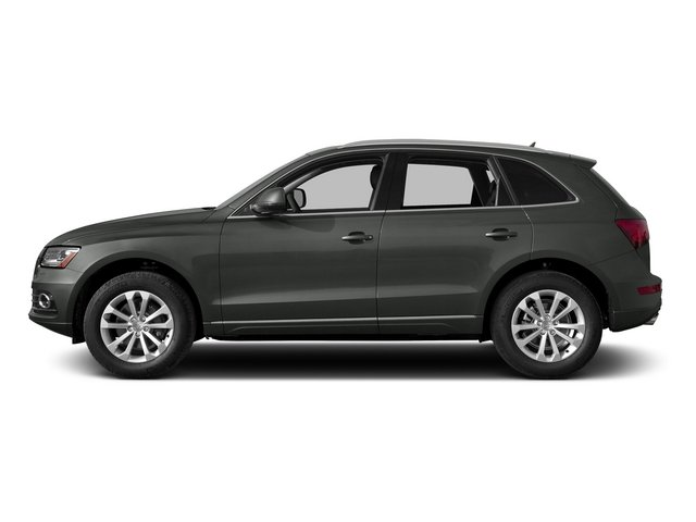 Daytona Gray Pearl Effect 2015 Audi Q5 Pictures Q5 Utility 4D 3.0T Premium Plus AWD photos side view