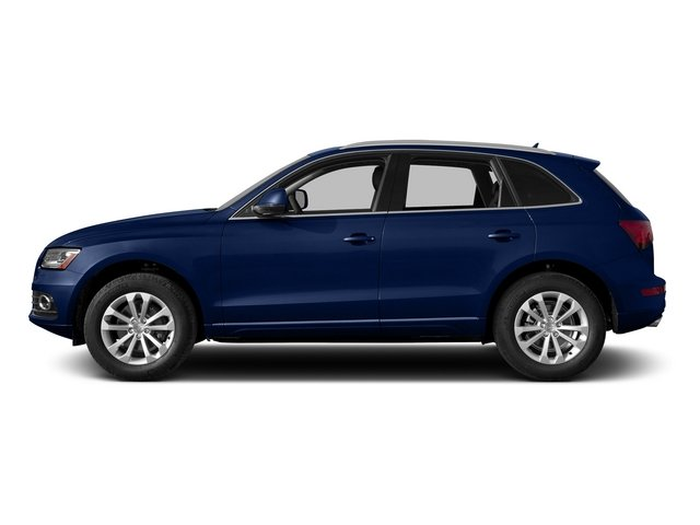 Scuba Blue Metallic 2015 Audi Q5 Pictures Q5 Utility 4D 2.0T Premium Plus AWD photos side view