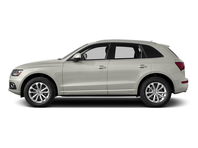 Ibis White 2015 Audi Q5 Pictures Q5 Utility 4D 3.0T Premium Plus AWD photos side view
