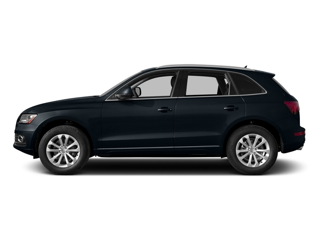Moonlight Blue Metallic 2015 Audi Q5 Pictures Q5 Utility 4D 2.0T Premium Plus AWD photos side view