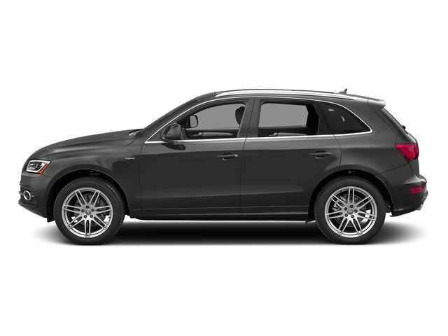 Lava Gray Pearl Effect 2015 Audi Q5 Pictures Q5 Utility 4D 2.0T Prestige AWD Hybrid photos side view