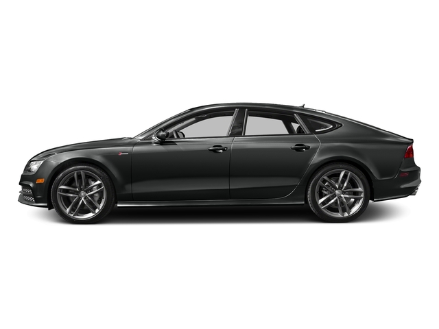 Mythos Black Metallic 2015 Audi A7 Pictures A7 Sedan 4D 3.0T Premium Plus AWD photos side view