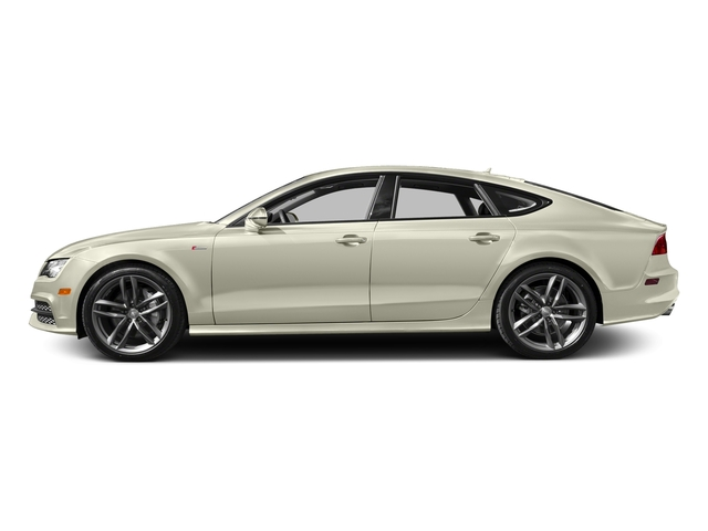 Glacier White Metallic 2015 Audi A7 Pictures A7 Sedan 4D 3.0T Premium Plus AWD photos side view