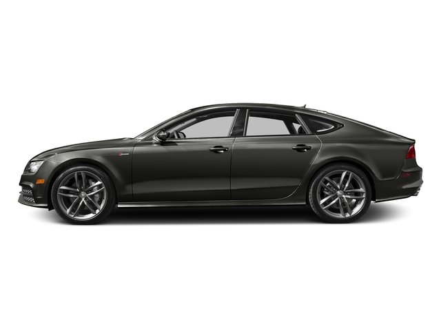 Havanna Black Metallic 2015 Audi A7 Pictures A7 Sedan 4D 3.0T Premium Plus AWD photos side view