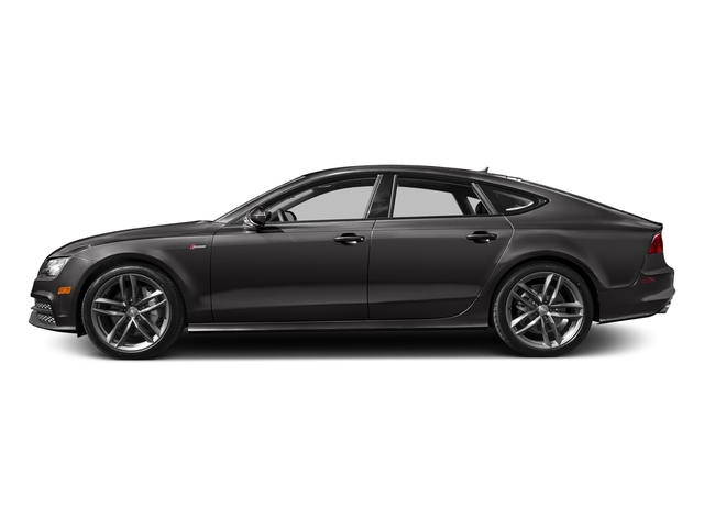 Oolong Gray Metallic 2015 Audi A7 Pictures A7 Sedan 4D 3.0T Premium Plus AWD photos side view