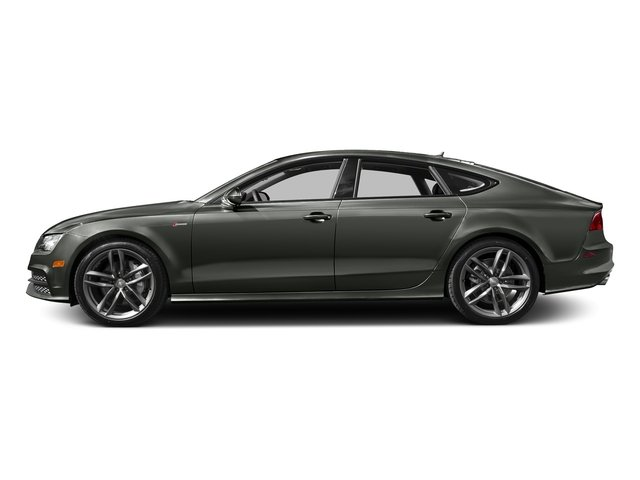 Daytona Gray Pearl Effect 2015 Audi A7 Pictures A7 Sedan 4D TDI Prestige AWD T-Diesel photos side view