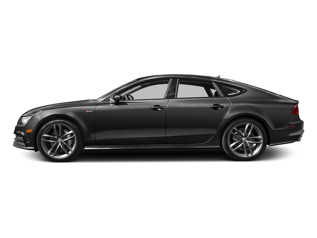 Phantom Black Pearl Effect 2015 Audi A7 Pictures A7 Sedan 4D 3.0T Premium Plus AWD photos side view