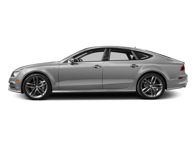 Ice Silver Metallic 2015 Audi A7 Pictures A7 Sedan 4D 3.0T Premium Plus AWD photos side view