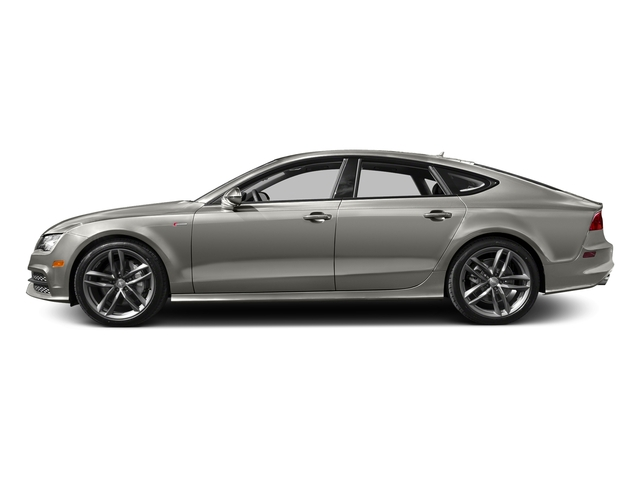 Quartz Gray Metallic 2015 Audi A7 Pictures A7 Sedan 4D 3.0T Premium Plus AWD photos side view