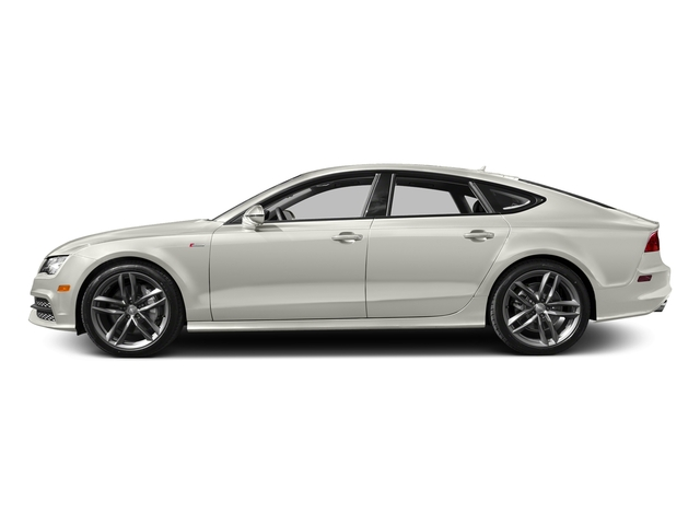 Ibis White 2015 Audi A7 Pictures A7 Sedan 4D 3.0T Premium Plus AWD photos side view