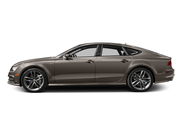 Dakota Gray Metallic 2015 Audi A7 Pictures A7 Sedan 4D 3.0T Premium Plus AWD photos side view