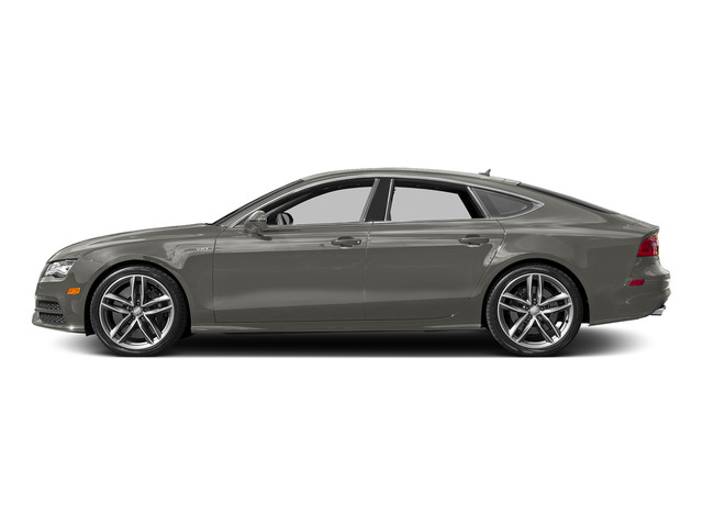 Quartz Gray Metallic 2015 Audi S7 Pictures S7 Sedan 4D S7 Prestige AWD photos side view