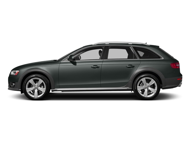 Monsoon Gray Metallic 2015 Audi allroad Pictures allroad Wagon 4D Premium AWD I4 Turbo photos side view