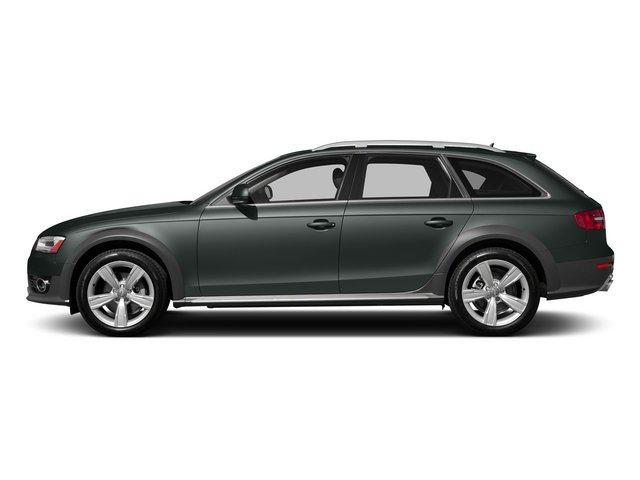 Monsoon Gray Metallic 2015 Audi allroad Pictures allroad Wagon 4D Premium Plus AWD I4 Turbo photos side view