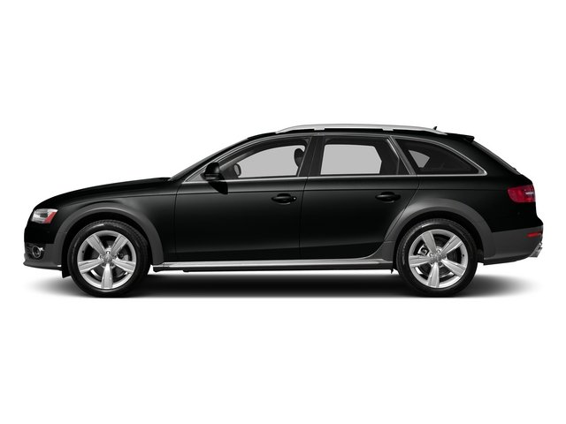 Mythos Black Metallic 2015 Audi allroad Pictures allroad Wagon 4D Premium Plus AWD I4 Turbo photos side view