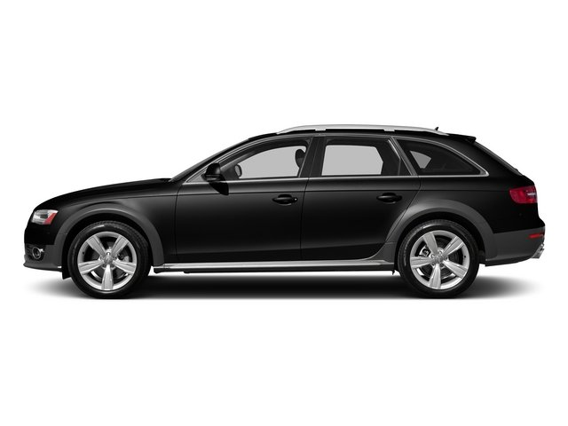 Brilliant Black 2015 Audi allroad Pictures allroad Wagon 4D Premium AWD I4 Turbo photos side view