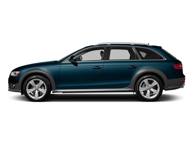 Utopia Blue Metallic 2015 Audi allroad Pictures allroad Wagon 4D Premium Plus AWD I4 Turbo photos side view